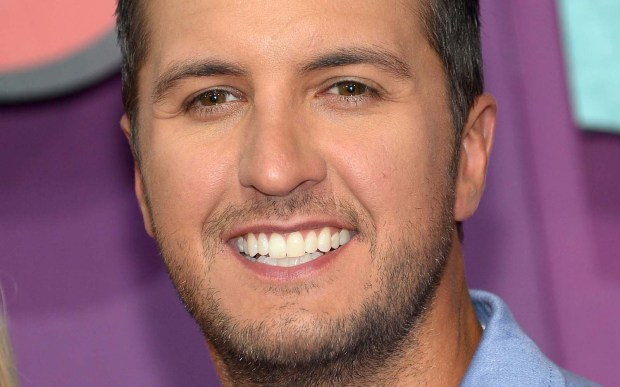 Country singer Luke Bryan is 40. (Getty Images: Michael Loccisano)