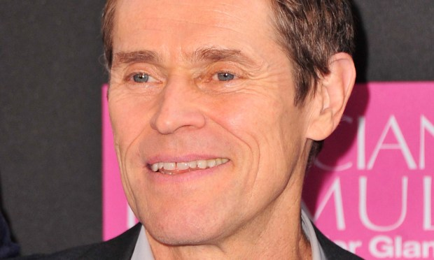 "Two-time Academy Award-nominee Willem Dafoe -- ""The Fault in our Stars,"" ""Spider-Man,"" ""Platoon"" -- is 61. (Getty Images: Stephen Lovekin)"