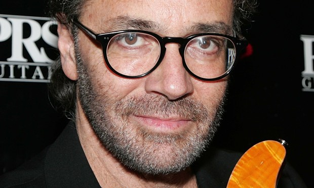 Jazz fusion and Latin jazz artist Al Di Meola is 62. (Getty Images: David Livingston)