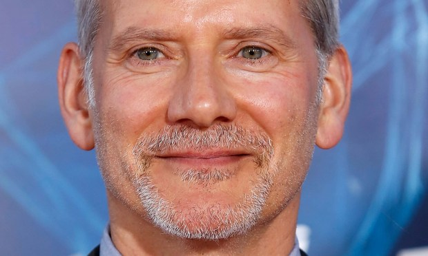"Actor Campbell Scott, 55, plays the role of Richard Parker, Spidey's dad, in this 2012's ""The Amazing Spider-Man."" But his real-life role: son of George C. Scott, and Colleen Dewhurst. (Getty Images: Jemal Countess) NEW YORK, NY - APRIL 24: Actor Campbell Scott attends ""The Amazing Spider-Man 2"" premiere at the Ziegfeld Theater on April 24, 2014 in New York City. (Photo by Jemal Countess/Getty Images)"