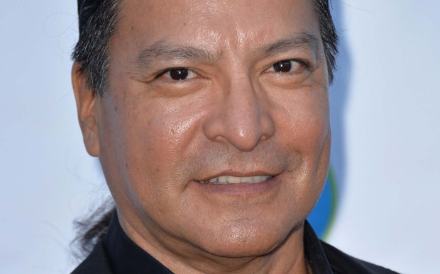 "Actor Gil Birmingham of the ""Twilight"" movies and ""House of Cards"" is 63. (Getty Images: Frazer Harrison)"