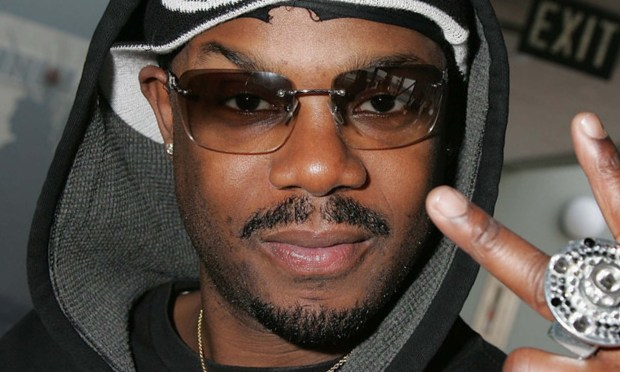 Singer Dalvin DeGrate of Jodeci is 45. (Getty Images: David Livingston)