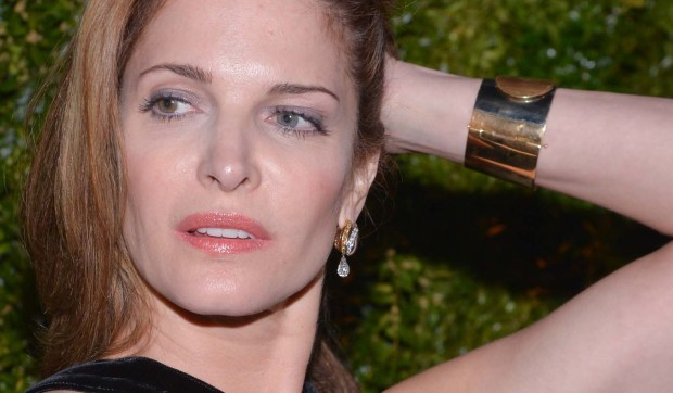 Frequent Sports Illustrated swimsuit model Stephanie Seymour is 48. (Associated Press: Evan Agostini)