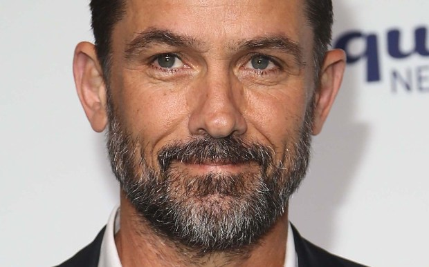 """Actor Billy Campbell of Syfy's """"Helix"""" is 57. (Getty Images: Astrid Stawiarz)"""
