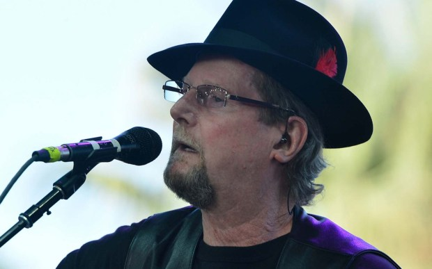 Rock and Roll Hall of Famer Roger McGuinn, lead singer and guitarist of the Byrds, is 74. (Getty Images: Frazer Harrison)