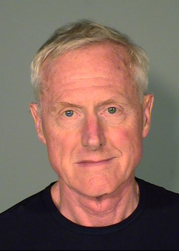 Jeffery Berger, 74, Minneapolis in a July 2016 courtesy photo who is charged with third-degree riot in a disturbance that shut down Interstate 94 in St. Paul and injured law enforcement officers on Saturday, July 9, 2016. The protest was in reaction to the shooting death of Philando Castile by a police officer in Falcon Heights on Wednesday. Photo courtesy of the Ramsey County Sheriff's Office.