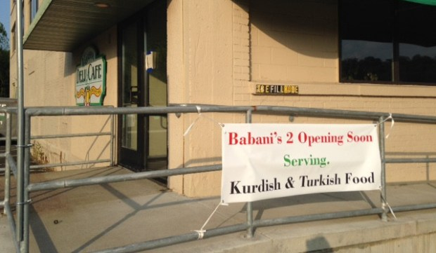 Babani's 2 is slated to open in the former Wabasha Street Deli and Cafe spot in St. Paul in fall 2016. (Pioneer Press: Jaime DeLage)
