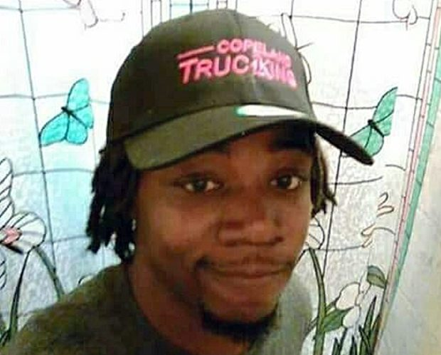 This undated photo released by his sister Javille Burns shows Jamar Clark, who was fatally shot in a confrontation with police on Sunday, Nov. 15, 2015, in Minneapolis. The state's Bureau of Criminal Apprehension on Wednesday, Nov. 18, which is leading an outside investigation of Sunday's fatal shooting of the unarmed black man, released the names of two Minneapolis police officers involved as Mark Ringgenberg and Dustin Schwarze. (Jamar Clark/Javille Burns via AP)