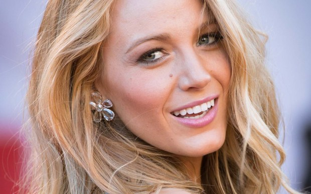 "Actress Blake Lively of ""Gossip Girl"" and ""Green Lantern"" (where she met her husband, Ryan Reynolds) is 29. (Getty Images: Ian Gavan)"