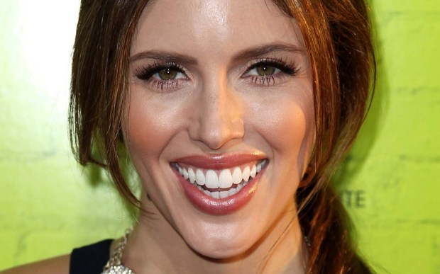 "Actress Kayla Ewell — ""The Vampire Diaries,"" ""The Perks of Being a Wallflower"" — is 31. (Associated Press: Matt Sayles)"