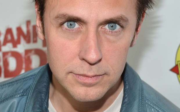 """Filmmaker James Gunn is 46. He did """"Guardians of the Galaxy,"""" with Chris Pratt and in theaters now. His oeuvre also includes """"Slither,"""" """"Super"""" and the web series """"James Gunn's PG Porn."""" (Getty Images: Alberto E. Rodriguez)"""