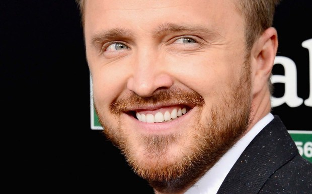 "Emmy-winning actor Aaron Paul — ""Breaking Bad,"" ""Need for Speed"" — is 37. (Getty Images: Mark Davis)"