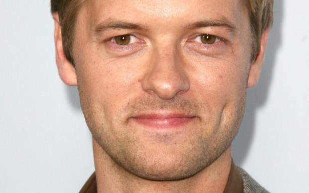 "Actor Adam Campbell of ""Epic Movie"" is 36. (Getty Images: Tommaso Boddi)"