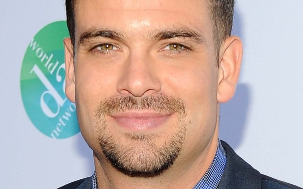 "Actor Mark Salling of ""Glee"" is 34. (Getty Images: Angela Weiss)"