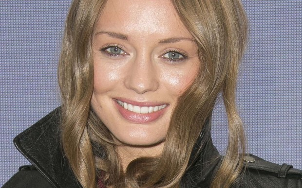 """English actress Laura Haddock -- """"Guardians of the Galaxy,"""" """"Captain America: The First Avenger"""" is 31. (Associated Press: Joel Ryan)"""
