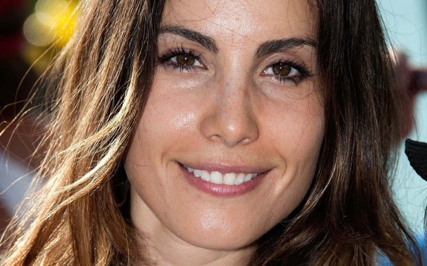 "Actress Carly Pope of TV's ""Popular"" is 36. (Getty Images: Valerie Macon)"