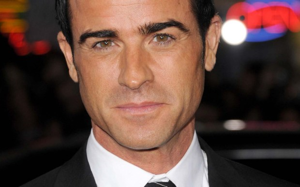 "Actor and screenwriter Justin Theroux — maybe better known now as the new Mr. Jennifer Aniston, rather than for his screenplays ""Iron Man 2,"" ""Rock of Ages"" and ""Tropic Thunder"" — is 45. (Getty Images: Jason Merritt)"