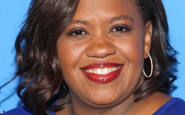 "Actress Chandra Wilson of ""Grey's Anatomy"" is 47. (Getty Images: Paul A. Hebert)"