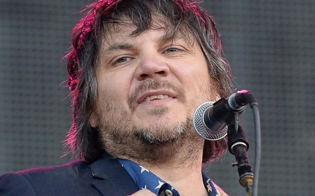 Alt-country singer Jeff Tweedy of Wilco is 49. (Getty Images: Jason Merritt)