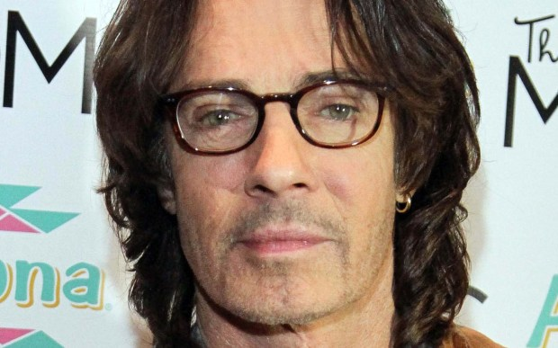 """Singer Rick Springfield -- credits include the song """"Jesse's Girl,"""" and the new Meryl Streep movie """"Ricki and the Flash"""" -- is 67. (Getty Images: Rob Kim)"""