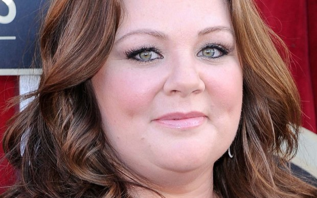 "Actress Melissa McCarthy — ""Mike and Molly,"" ""Tammy,"" ""Bridesmaids"" — is 46. And possibly in the works: ""The Heat 2""! (Getty Images: Kevork Djansezian)"