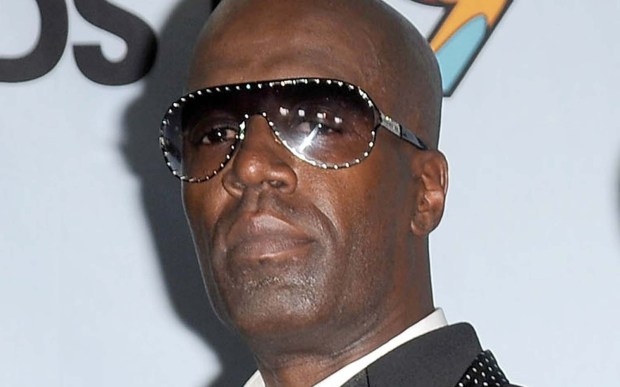 Singer Aaron Hall is 52. (Getty Images: Frazer Harrison)