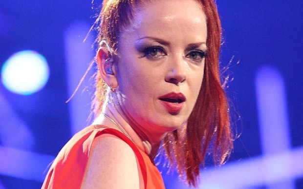 Scottish singer Shirley Manson of Madison, Wis.-founded Garbage is 50. She's shown performing with the band in 2010. We hope it rains today, so she's happy. (Getty Images: Victor Chavez)