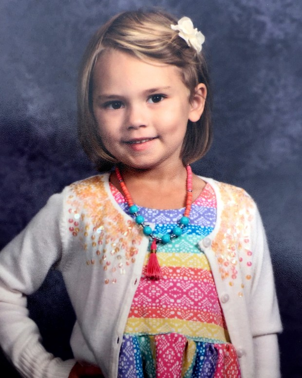 Alayna Jeanne Ertl, 5, was found dead after she was reported missing Aug. 20, 2016, and an Amber Alert was issued. A family friend has been charged in her kidnapping and murder. (Forum News Service)