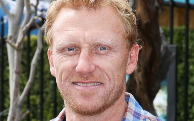 "Actor Kevin McKidd (""Grey's Anatomy"") is 43. (Associated Press: Rich Fury)"