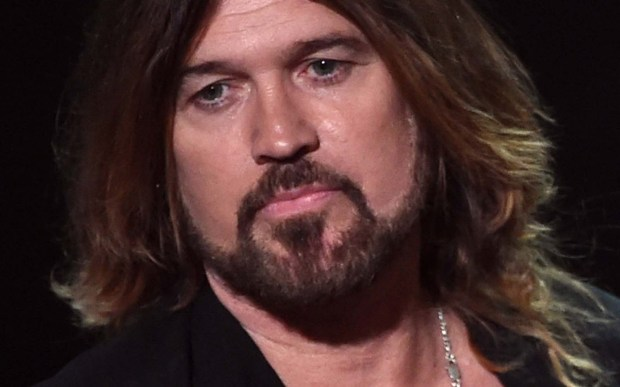 Country singer Billy Ray Cyrus is 55. (Getty Images: Kevin Winter)