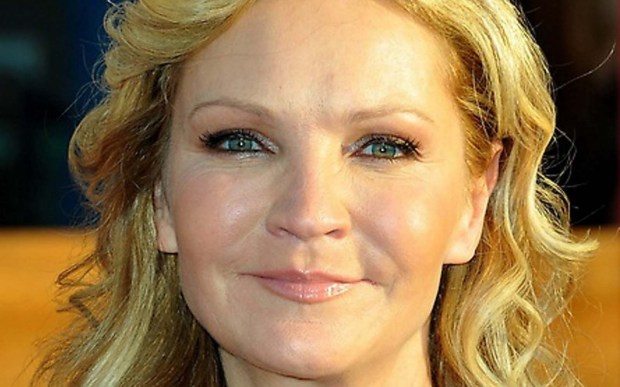 "Actress Joan Allen – ""Face/Off,"" and now AMC's ""The Killing"" — is 60. (Getty Images: Alberto E. Rodriguez)"