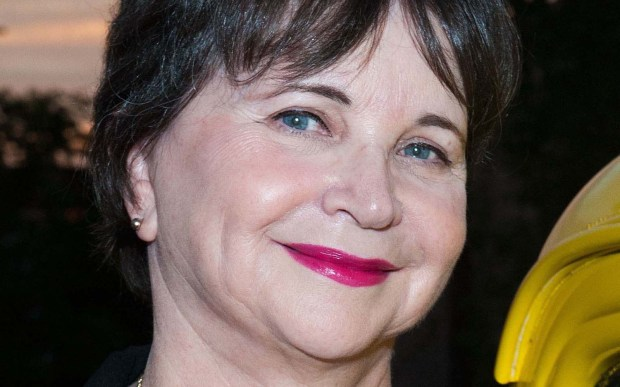 """Actress Cindy Williams of 1970s TV's """"Laverne and Shirley"""" is 69. (Getty Images: Valerie Macon)"""