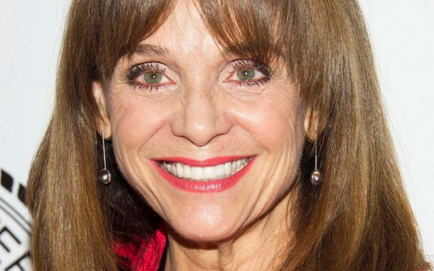 "Actress Valerie Harper is 77. The star of TV sitcom ""Rhoda"" — the character she spun off from her role on ""Mary Tyler Moore,"" as Mary's eccentric neighbor in Minneapolis — is battling cancer. (Associated Press: Charles Sykes)"