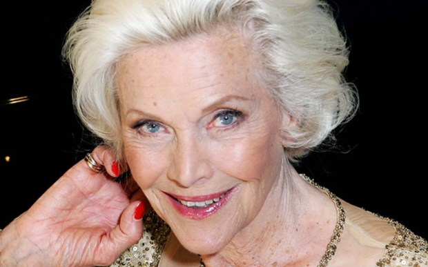 """Actress Honor Blackmon is 91. She portrayed the Bond girl Pussy Galore in """"Goldfinger"""" (1964.) And let's not forget her role in early-'60s TV's """"The Avengers."""" More recently, she appeared in 2012's """"Cockneys vs. Zombies."""" (Getty Images: Rosie Greenway)"""