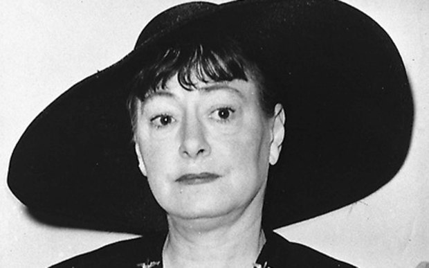 "In honor of sharp-witted New Yorker writer Dorothy Parker — born on this day in 1893 (she's shown in 1944, and died in 1967) — go ahead and use her line today at work (under your breath, of course): ""What fresh hell is this?"" (Associated Press file photo)"