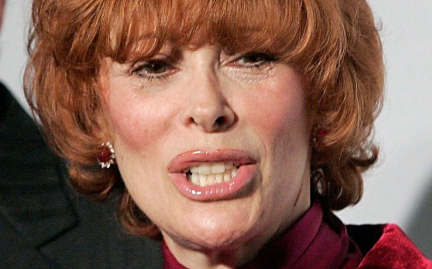 "Actress Jill St. John is 76. She was the Bond girl Tiffany Case in ""Diamonds Are Forever"" (1971). (Associated Press: Dan Steinberg)"