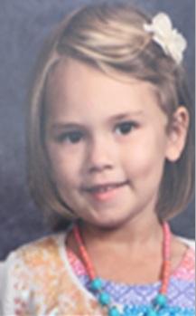 Alayna Ertl, 5, was found dead Saturday, Aug. 20, 2016, following an Amber Alert. (Courtesy photo)