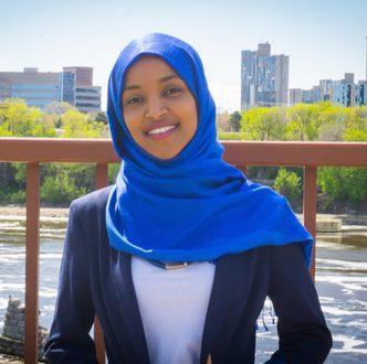 Ilhan Omar, candidate for the Minnesota Legislature. (Courtesy photo)