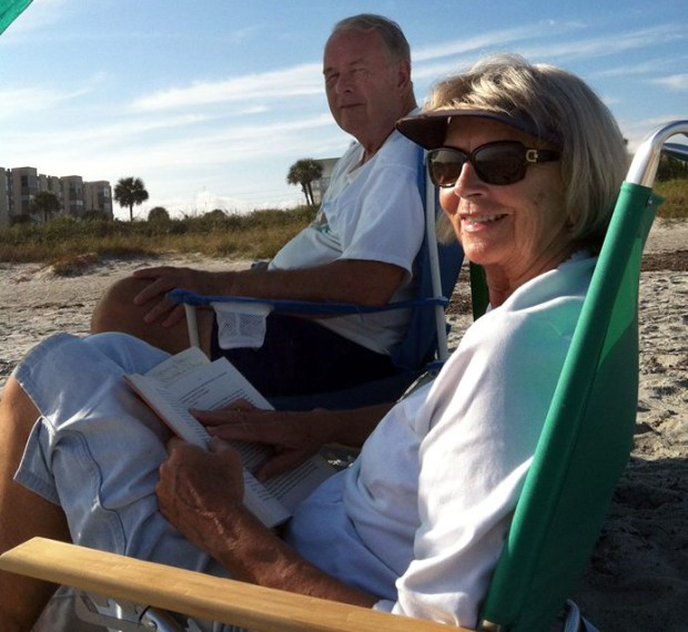 Mary Knowlton, 73, and her husband, Gary, had retired from Prior Lake to Punta Gorda, Fla., where she was accidentally shot to death by a police officer during an exercise at a citizen police academy on Tuesday night, Aug. 9, 2016. (Photo via Facebook)