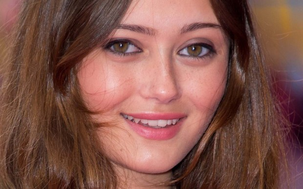 """English actress Ella Purnell of """"Maleficent"""" and """"Kick-Ass 2"""" is 20. (Getty Images: Ian Gavan)"""