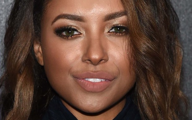 "Actress and singer Kat Graham of ""The Vampire Diaries"" is 27. (Getty Images: Ethan Miller)"