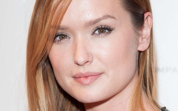 "Actress Kaylee DeFer of ""Gossip Girl"" is 30. (Getty Images: Dave Kotinsky)"