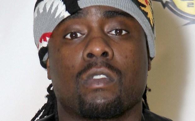 Rapper Wale is 32. (Getty Images: Leon Bennett)