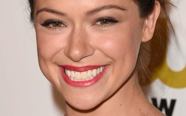 "Actress Tatiana Maslany of ""Parks and Rec"" is 31. (Getty Images: Jason Merritt)"