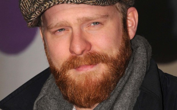 Singer Alex Clare is 31. (Getty Images: Eamonn McCormack)