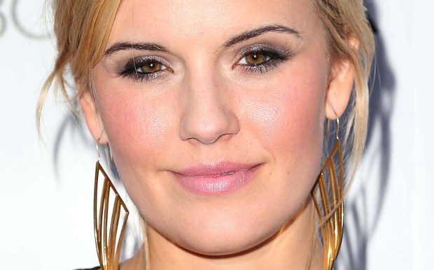 "Actress Maggie Grace — ""Californication,"" ""Lost"" — is 33. (Getty Images: Frederick M. Brown)"