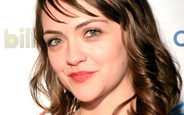 Cellist and singer Neyla Pekarek of the Denver-based band the Lumineers is 30. (Getty Images: Rick Diamond)