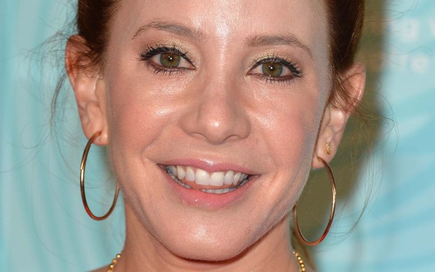 """Actress Amy Davidson of """"8 Simple Rules"""" is 37. (Getty Images: Frazer Harrison)"""