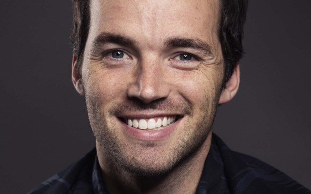 "Actor Ian Harding of ""Pretty Little Liars"" is 30. (Associated Press: Taylor Jewell)"