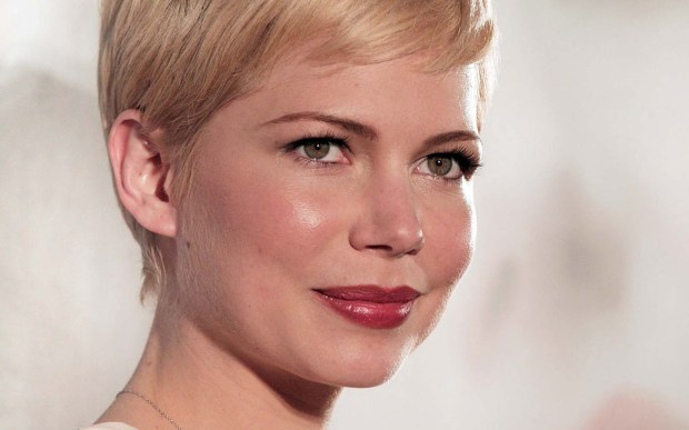 """Oscar-nominated actress Michelle Williams is 36. She portrayed Marilyn Monroe in the 2011 film """"My Week with Marilyn"""" but is also known for her roles in """"Brokeback Mountain,"""" """"Dick,"""" """"Dawson's Creek"""" and many more. (Getty Images: Adam Pretty)"""